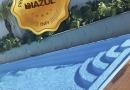 Piscina Domingo Azul 28.000 L