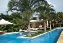 paisagismo para piscina